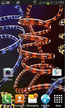 Lighting Cable Live Wallpaper apk screenshot