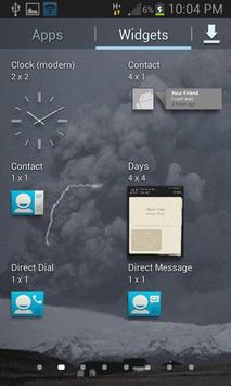 Lighting Cloud Live Wallpaper apk screenshot