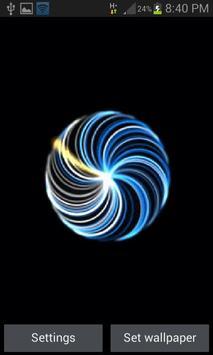 Light Wheel Spin LWP poster
