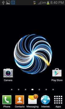 Light Wheel Spin LWP apk screenshot