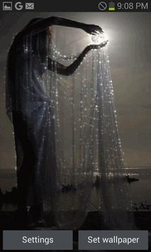 Magic In Night LWP poster