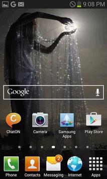 Magic In Night LWP apk screenshot