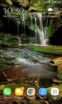 Mountain Pond Live Wallpaper screenshot 2