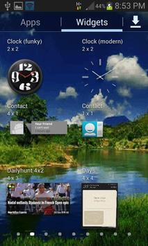 Nature Lagoon Live Wallpaper apk screenshot