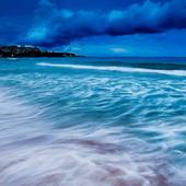 Nature Seashore Live Wallpaper icon