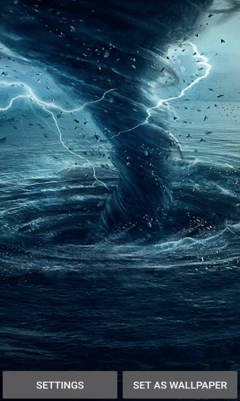 Ocean Storm Live Wallpaper For Android Apk Download
