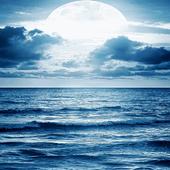 Ocean Sunset Live Wallpaper icon
