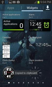 Rainy Music Live Wallpaper apk screenshot