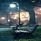 Rainy Garden Live Wallpaper icon