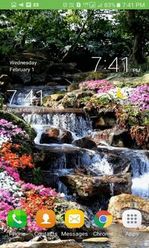 River Valley Live Wallpaper poster
