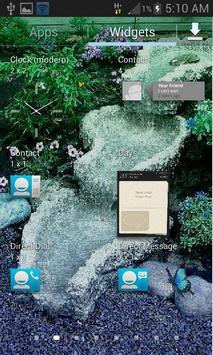 Rock garden Live Wallpaper apk screenshot
