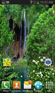 Swan Lake Live Wallpaper apk screenshot