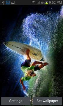 Surfing On Wave LWP poster