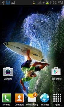 Surfing On Wave LWP screenshot 1