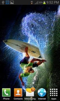 Surfing On Wave LWP screenshot 2