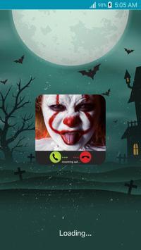 A Call From Killer Clown الملصق