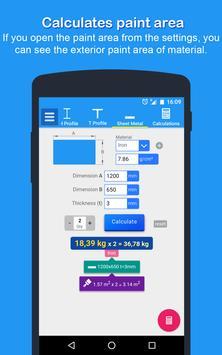 Best Metal Calculator apk screenshot