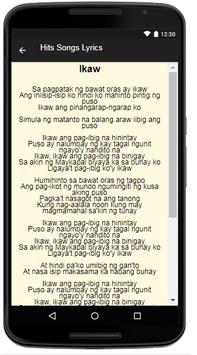Yeng Constantino Music&Lyrics. screenshot 3