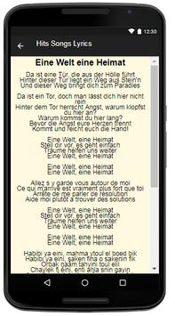 Youssou N Dour Music&Lyrics screenshot 3