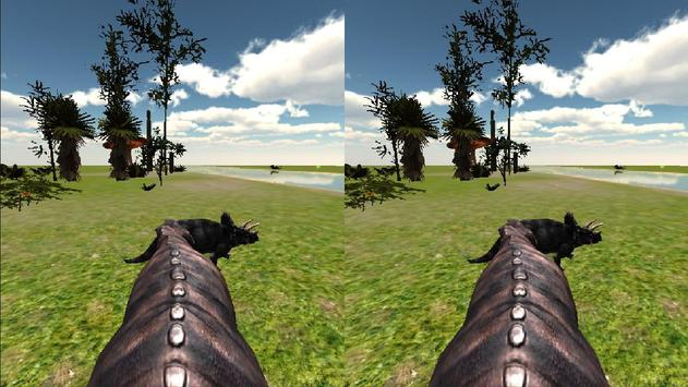 3D dinosaur VR screenshot 1