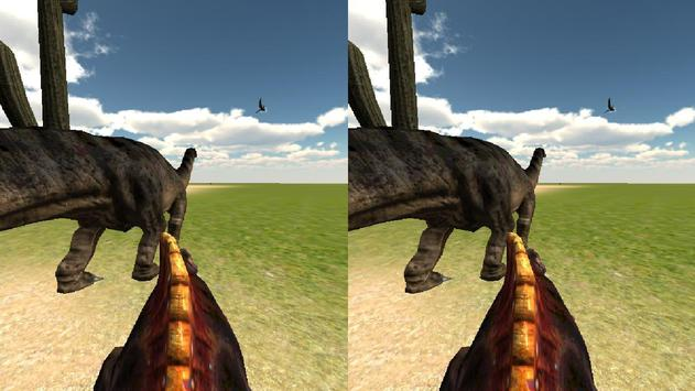 3D dinosaur VR screenshot 3