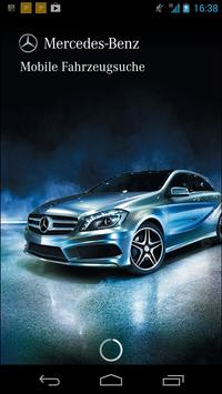 Mercedes-Benz Fahrzeugsuche poster