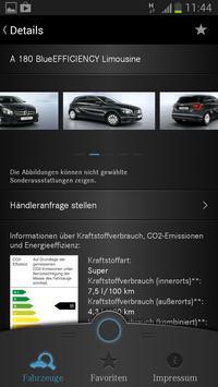 Mercedes-Benz Fahrzeugsuche screenshot 5