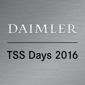 Daimler TSS Customer Days 2016 icon