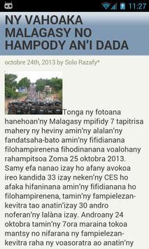 Madagascar News screenshot 3