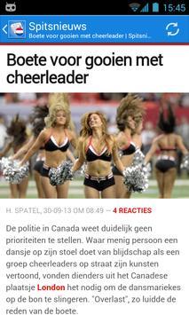 Nederland Nieuws screenshot 3