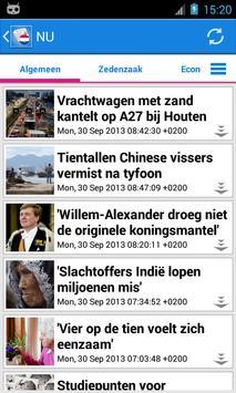 Nederland Nieuws screenshot 1
