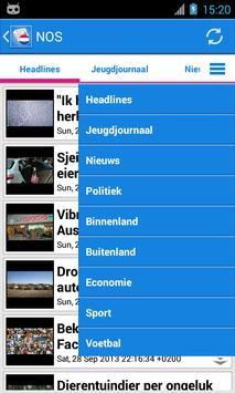 Nederland Nieuws screenshot 2