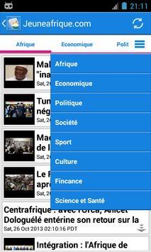 Niger Actualités screenshot 2