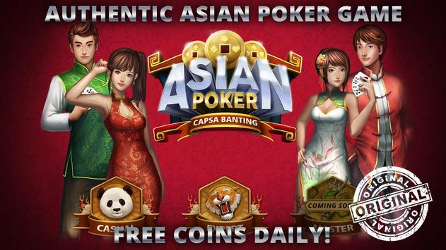 Asian Poker - Big Two poster