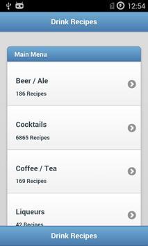 Drink Recipes screenshot 4