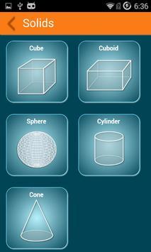 Geometry Calculator screenshot 2
