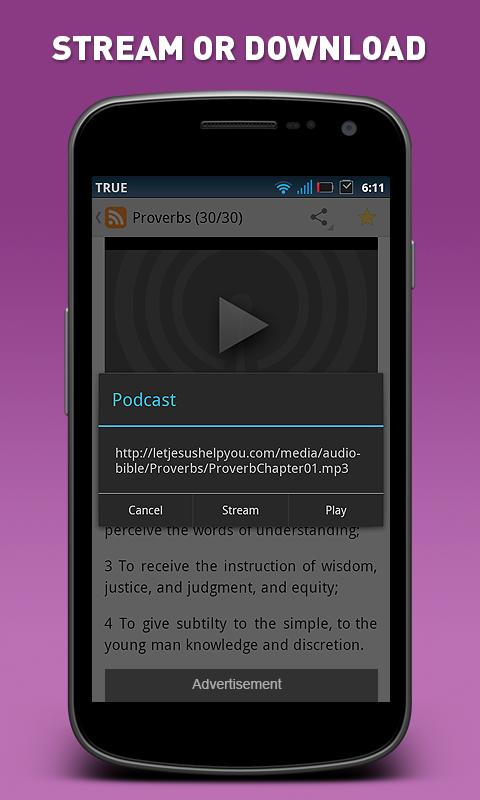 Audio Bible for Android - APK Download