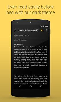 Daily Scriptures apk screenshot