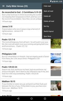 Daily Bible Verse screenshot 3