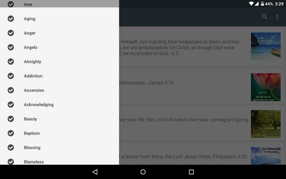 Daily Bible Verse screenshot 9