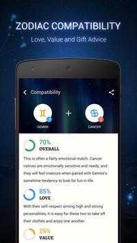 Daily Horoscope Plus - Free daily horoscope 2018 apk screenshot