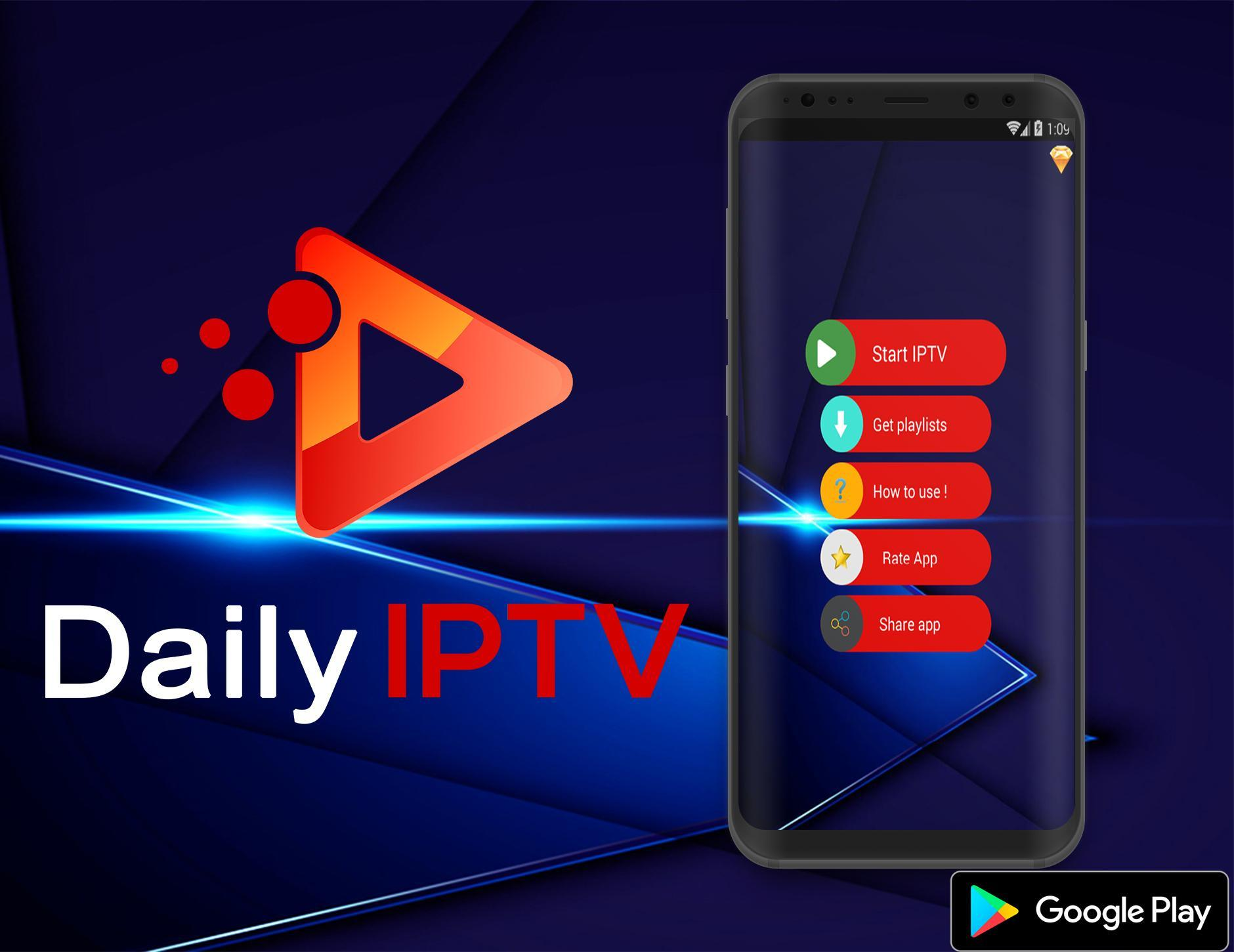 Daily IPTV for Android - APK Download