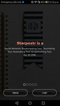 Starpostr poster