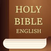 Bible English icon