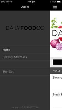 Daily Food Co screenshot 3