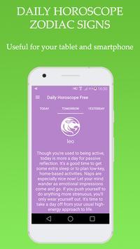 Daily Horoscope : Zodiac Signs apk screenshot