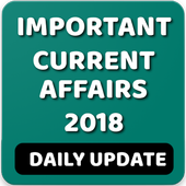 Current Affairs - 2018 Daily Update icon