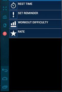 daily ab workouts screenshot 1