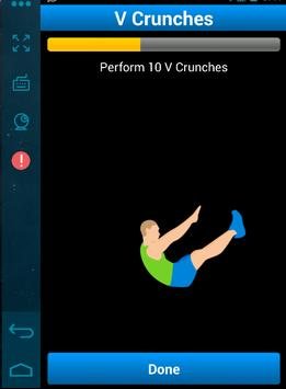 daily ab workouts screenshot 2