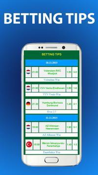 Betting Tips Sports screenshot 3